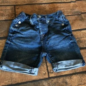7 For All Mankind Cuff Short
